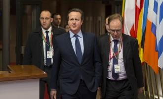 European Leaders Attend Summit As UK Prime Minister David Cameron Seeks Accord Over EU Membership Terms