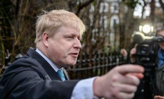 London Mayor Boris Johnson Announces Support For Brexit