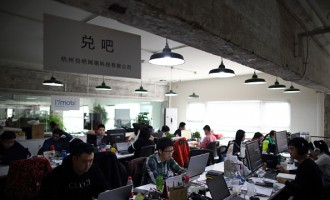 Inside Tech Temple Co-working Space
