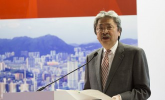 Speakers At The Hong Kong Asian Financial Forum 2015