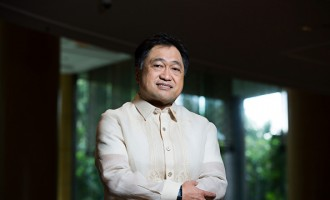Philippines Finance Secretary Cesar Purisima Interview