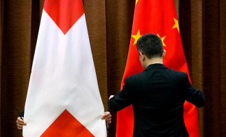 Swiss Foreign Minister Visits China