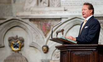 Members Of The Royal Family Attend The Commonwealth Day Of Observance At Westminster Abbey
