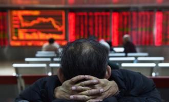 CHINA-ECONOMY-STOCKS-MARKET