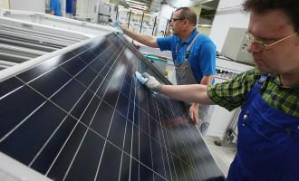 Conergy Expands Solar Panels Production