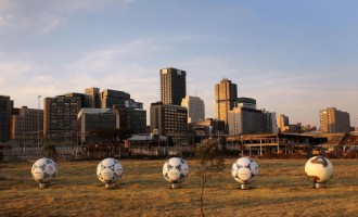 South Africa Prepares For FIFA World Cup