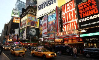 'West Side Story' Broadway Opening Night