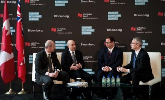 Key Speakers At The Bloomberg Canada Economic Summit