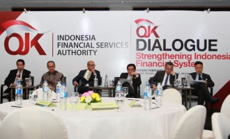 OJK Holds Dialogue on Strengthening Indonesias Financial System