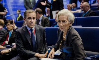 Key Speakers At Banque de France's Symposium