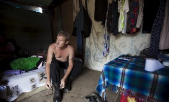 White Squatters in South Africa