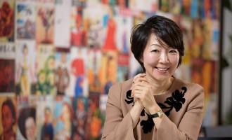 Japan Recruits Fashion Magazine Editor Hiromi Sogo to Tell Women About National Debt