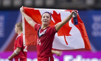 2012 CONCACAF Women's Olympic Qualifying - Canada v Mexico Semifinal