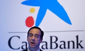 SPAIN-ECONOMY-BANK-CAIXA