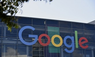 Views Of The Googleplex Campus As Google Inc. Brings Ultra-Fast Internet Access To San Francisco