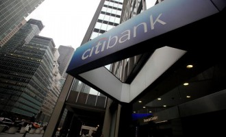 Citigroup Reports $7.6 Billion Loss For Fourth Quarter