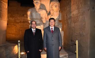 EGYPT-CHINA-DIPLOMACY