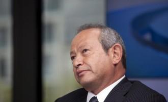 Egyptian Billionaire Naguib Sawiris