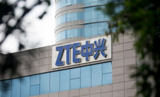 Manufacturing Of ZTE Corp. Products And Views Inside The Company's Headquarters