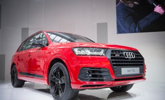 Audi Annual Press Conference