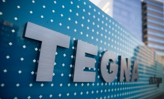 Views Of Gannett Co. Inc. And Tegna Inc. Headquarters Following June Spinoff