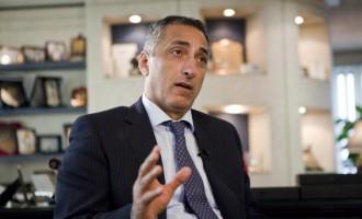 Cairo Central Bank Chairman Tarek Amer Interview