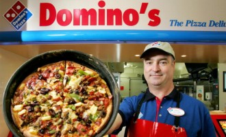 Craig Birchall, a Domino's Pizza franchisee
