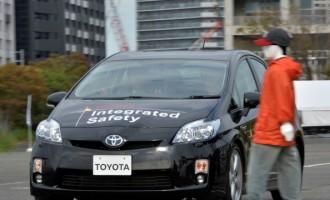 JAPAN-AUTO-TECHNOLOGY-TOYOTA
