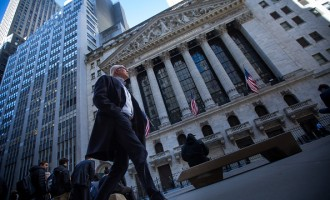 Trading At The NYSE As Emerging Markets Lead Stocks Higher