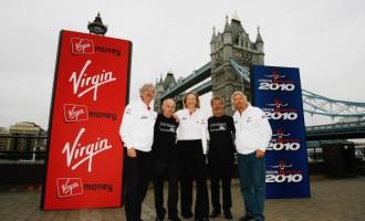 Virgin Signs 2010 London Marathon Sponsorship Deal