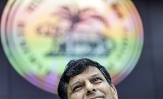 Reserve Bank Of India Governor Rajan Unveils Interest-Rate Decision