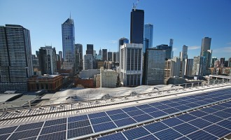 AGL Installs Rooftop Solar System As Labor Party Announce On Renewable Energy Targets