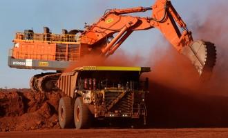 Billionaire Gina Rinehart Hosts Tour of Roy Hill Iron Ore Mine Construction