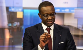 Credit Suisse Group AG Chief Executive Officer Tidjane Thiam Interview