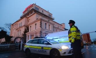IRELAND-CRIME-SHOOTING-BOX