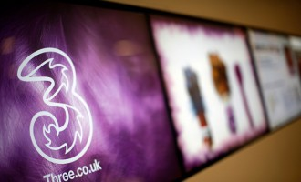 Three UK Store Ahead Of Half Year Earnings Report