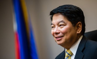 Philippine Central Bank Governor Amando Tetangco