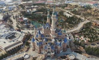 Shanghai Disneyland Park Sales Ticket