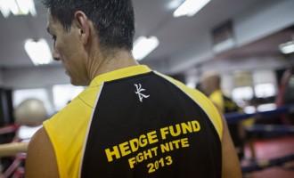 Hedge Fund Fight Night 2013 Training