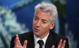 Pershing Square Capital Management LP Founder And Chief Executive Officer William 'Bill' Ackman