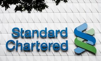 HONG KONG-BRITAIN-BANKING-COMPANY-EARNINGS-STANDARD CHARTERED