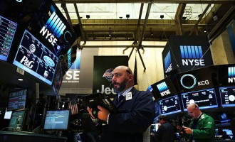 Stocks Rally Over 200 Points