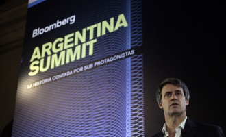 Key Speakers At The Bloomberg Argentina Summit