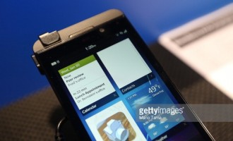 Blackberry Stops Production; Almost On The Business Cliff