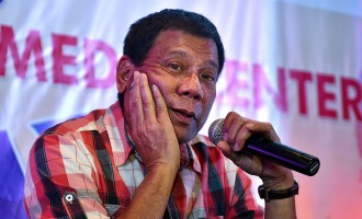 NEW TRADE ALLIANCES WITH CHINA AND RUSSIA UNDERWAY, DUTERTE SAYS