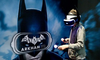An In-Depth Look To the New Limited Edition Batman Arkham VR